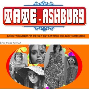 Tate Ashbury - Hippy Chic