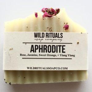 Aphrodite Rose Soap