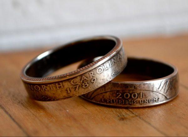 North Carolina rings