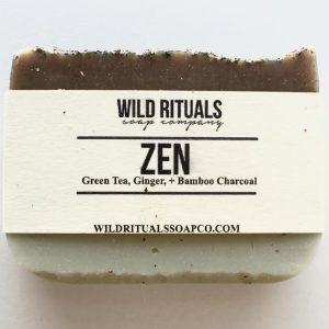 Zen Green Tea Soap