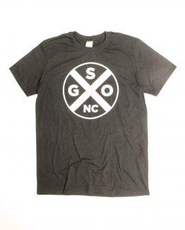 Greensboro GSO Railroad Tee Shirt