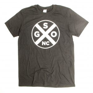 Greensboro GSO Railroad Tee Shirt