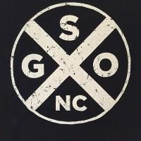 Greensboro railroad sign tshirt