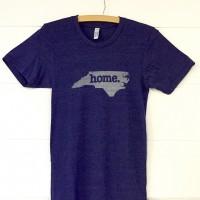 Home tee - blue