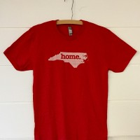Home tee - red