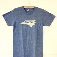 Home teeshirt -blue