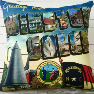 Winston Salem pillow