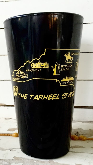 Collectible North Carolina State Tumbler Design Archives