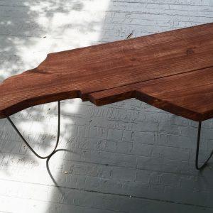 NC Barnwood Coffee Table