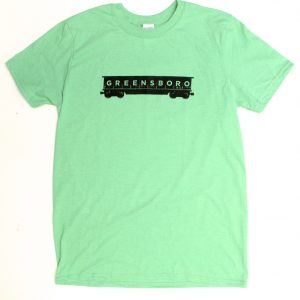 Greensboro Train Tee Shirt