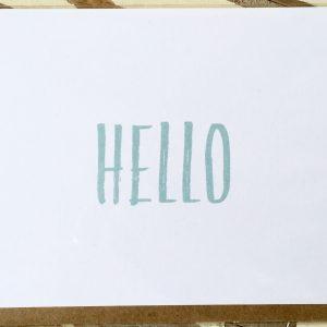 Hellogreetingcard