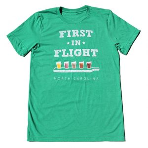 First-in-Flight_Shirt_Green