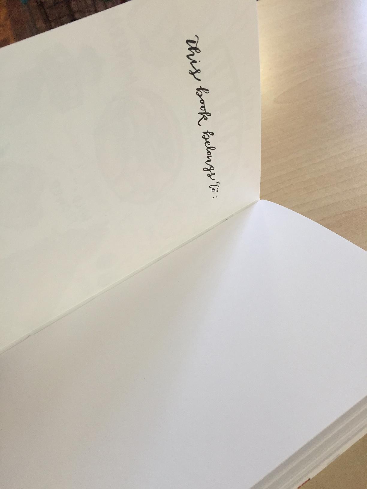 North Carolina Notebook Design Archives Emporium