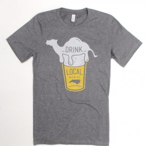 Winston Salem Drink Local Tee Shirt