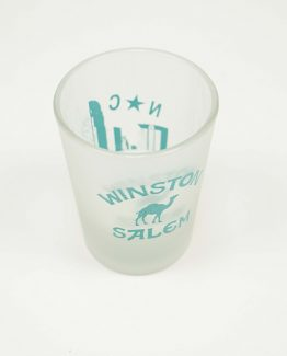 Winston Salem North Carolina Shot Glass
