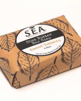 Sweet Tobacco Shea Butter Soap