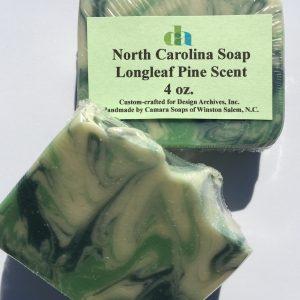 North Carolina Longleaf Pine Soap