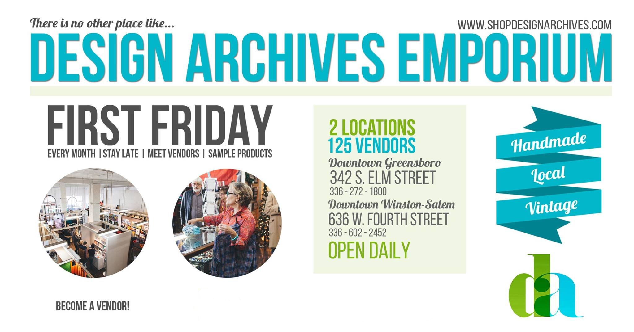 Design Archives - First Friday