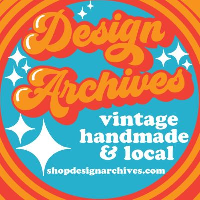 Design Archives™ Vintage & Handmade Emporium: Greensboro and Winston-Salem