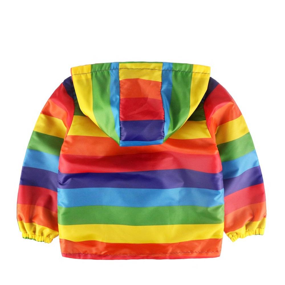 Rainbow Rain Jacket Design Archives Vintage Amp Handmade