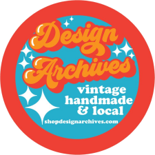 Design Archives™ Vintage & Handmade Emporium: Greensboro and Winston-Salem